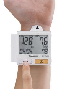 Blutdruckmessgerät Testsieger - Panasonic EW-BW10 blutdruckmessgerät testsieger Blutdruckmessgerät Testsieger – die Top 3 81o0a6AMKoL